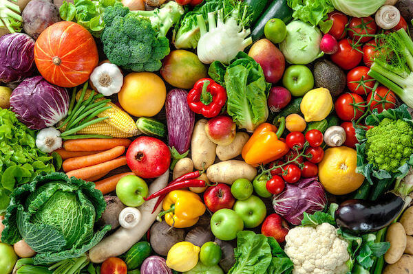 Eating A Lot Of Vegetables: Health Benefits For Your Body