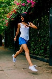 woman fitness running | My Power Life