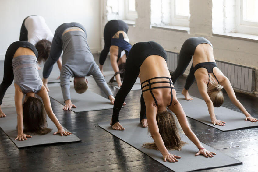 downward dog pose | Power Life
