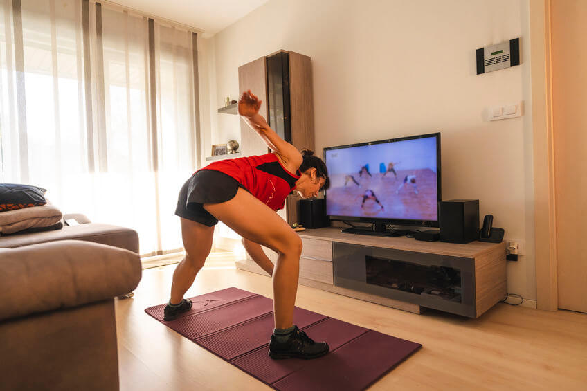 home workout | My Power Life