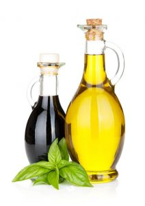 vinegar and olive oil | My Power Life
