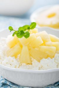 cottage cheese pineapple | My Power Life