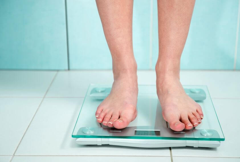 weighing oneself | My Power Life