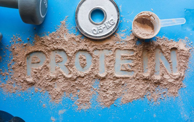 Your Diet: How Much Protein To Build Muscle And Lose Fat