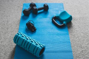 foam roll and fitness equipment   My Power Life