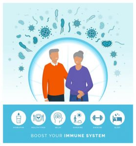 boost immune system | My Power Life