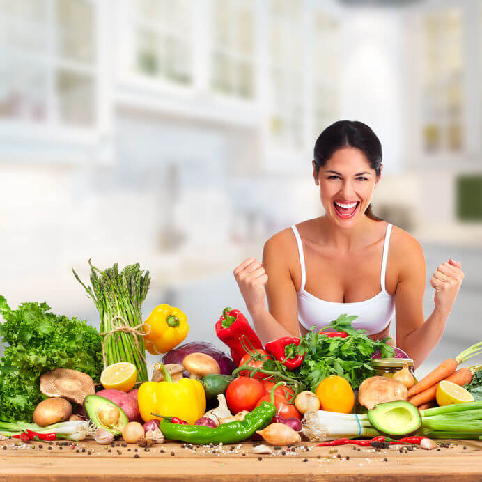 Tips, Tricks, And Definitive Steps To Eating Healthy This Year: Eat The Right Foods In Your Diet