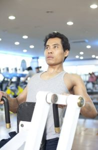 man at gym | My Power Life