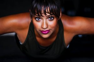 woman doing pushups | My Power Life
