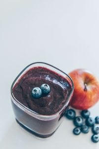 blueberry smoothie | My Power Life