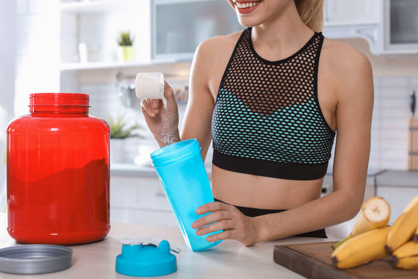 whey protein   My Power Life