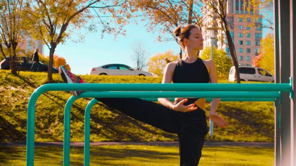 stretching on bars | My Power Life