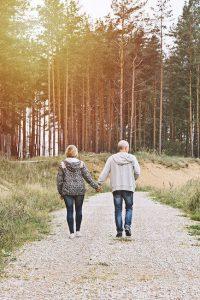 couple walking | My Power Life