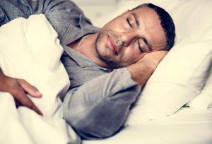 man sleeping | My Power Life