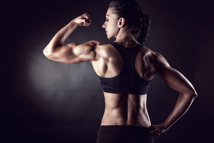 Top Moves For Strengthening And Sculpting Strong Shoulder Muscles