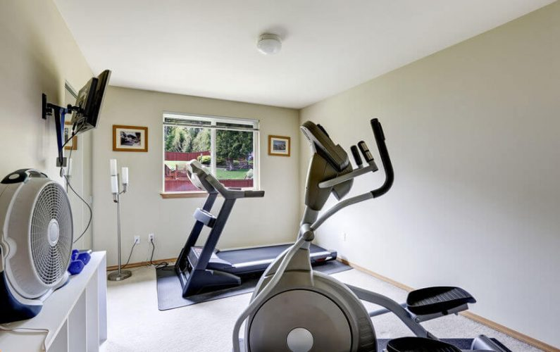 How To Set Up A Home Gym For The First Time