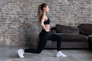 reverse lunge | My Power Life