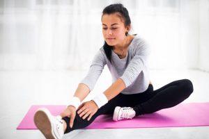 hamstring stretch | My Power Life