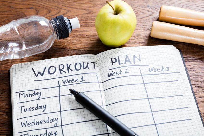 workout plan | My Power Life