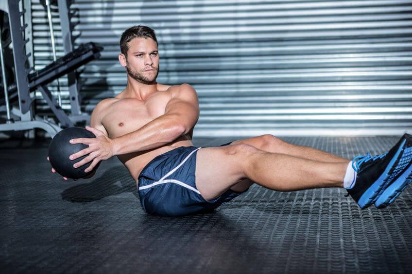 medicine ball workout | My Power Life