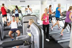 crowded gym | My Power Life