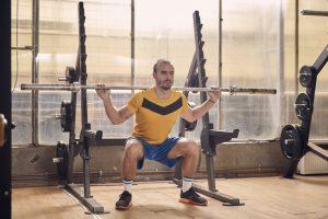 squat rack | My Power Life