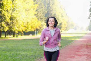 woman jogging | Power Life