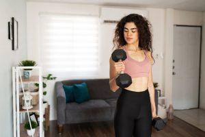 dumbbell hammer curl | My Power Life