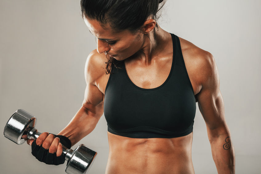 Upper Body Dumbbell Workout And Exercises To Consider