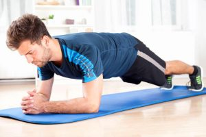 core workouts for men at home | My Power LIfe