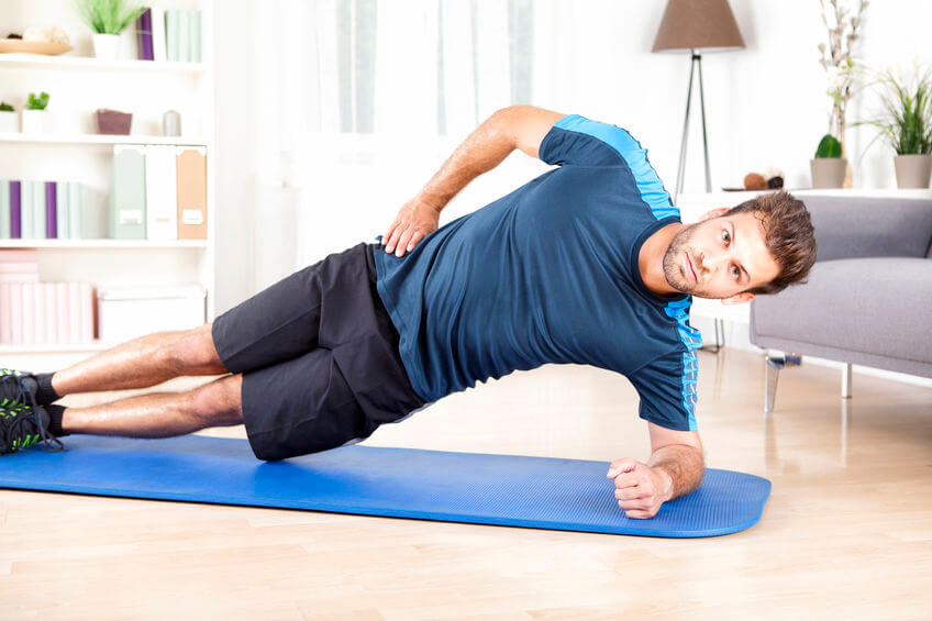 Crucial Oblique Exercises For Core Strength
