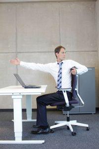 desk exercises | My Power Life