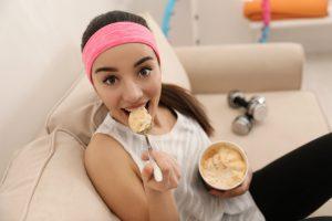 creamy protein ice cream | My Power Life