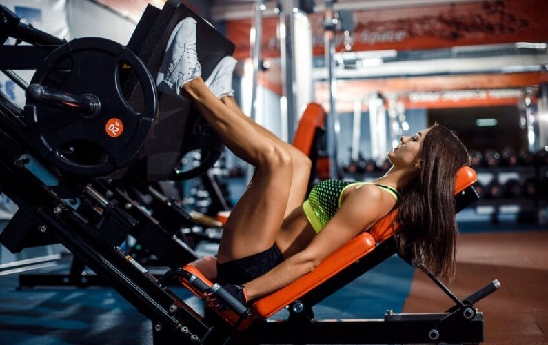 Leg Press For Glutes: Here's How To Properly Perform This Glute-Building Exercise